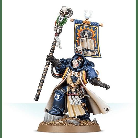 Ultramarines: Chief Librarian Tigurius - Bibliotecario Jefe Tigurius