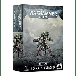 Necrons: Hexmark Destroyer - Destructor Maldicida