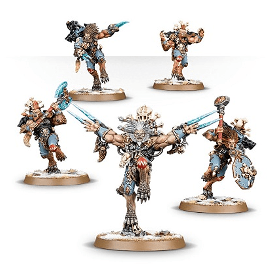 Space Wolves: Wulfen