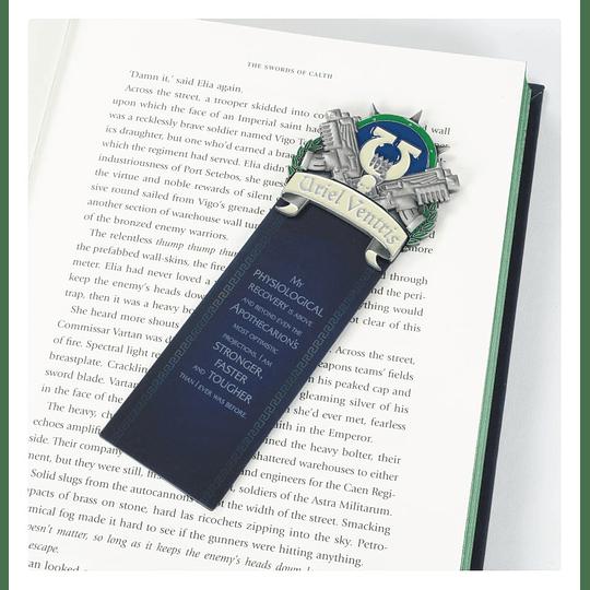 Marca Páginas Uriel Ventris - Uriel Ventris Bookmark
