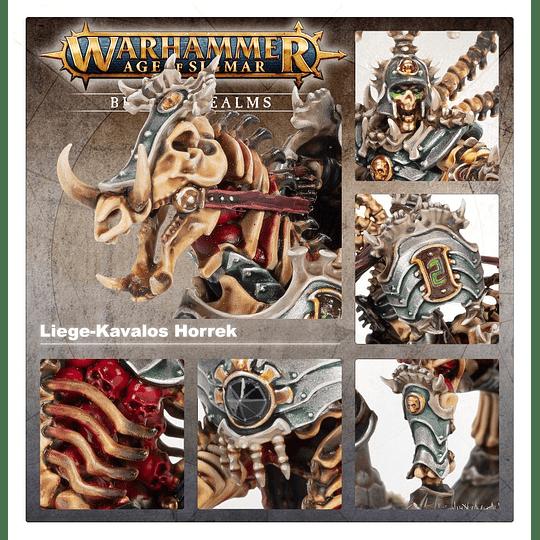 Broken Realms: Horrek Venzai - Horrek's Dreadlance
