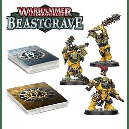 Warhammer Underworlds: Beastgrave - Machakantez de Morgok