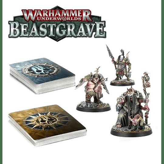 Warhammer Underworlds: Beastgrave - Despojos de Gusano (Español)
