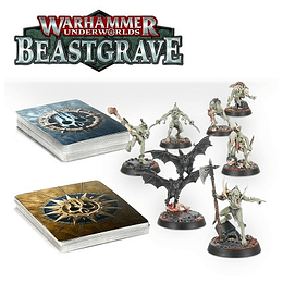 Warhammer Underworlds: Beastgrave - La Guardia Torva (Español)