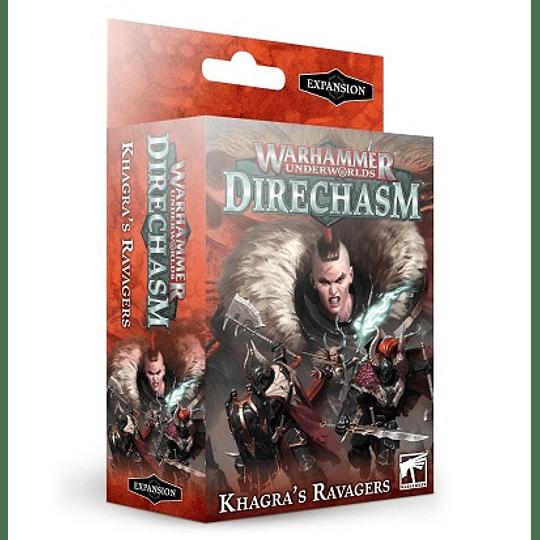 Warhammer Underworlds: Direchasm - Khagra's Ravagers (Inglés)
