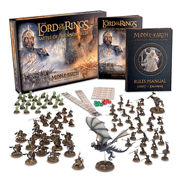 The Lord of the Rings: Battle of Pelennor Fields (Inglés)