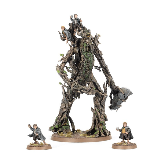 The Lord of the Rings: Treebeard, Mighty Ent