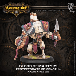 Warmachine: Protectorate Character Upgrade Kit - Blood of Martyrs