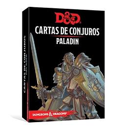 Dungeons & Dragons - Calabozos y Dragones: Cartas de conjuro/Paladin (Español)
