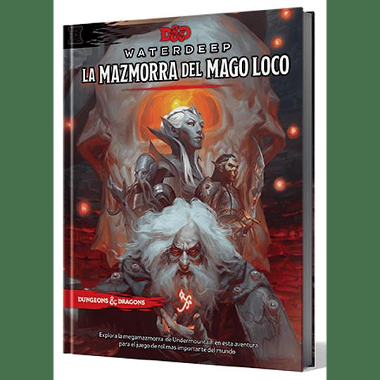 Dungeons & Dragons - Calabozos y Dragones: Waterdeep. La Mazmorra del Mago Loco (Español)