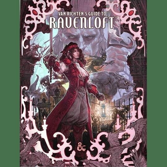 Dungeons & Dragons: Van Richten's Guide to Ravenloft (Alternate Cover)(Inglés)