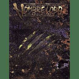 Hombre Lobo 20 Aniversario: El Apocalipsis - Juego de Rol