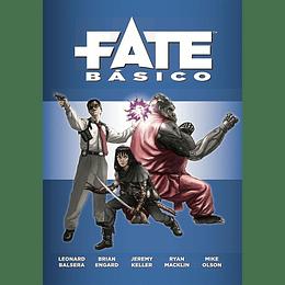 Fate Básico - Juego de Rol