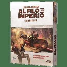 Star Wars RPG: Al Filo del Imperio Caja de inicio