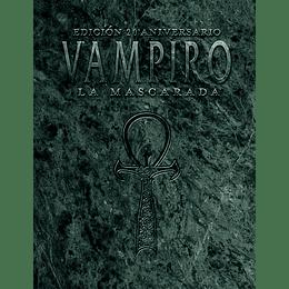 Vampiro La Mascarada 20° Aniversario