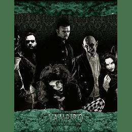 Vampiro La Mascarada 20º Aniversario - Pantalla del DJ