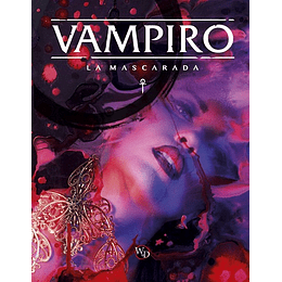 Vampiro La Mascarada 5ta Edición