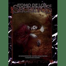 Vampiro: Edad Oscura 20° Aniversario - Tomo de los Secretos