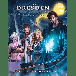 The Dresden Files - Juego de Rol