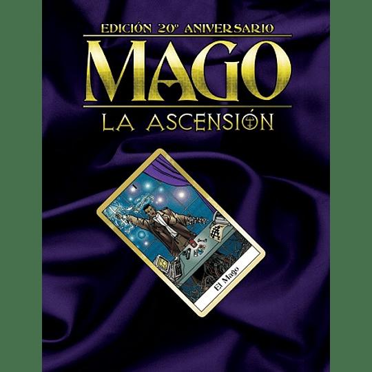 Mago: La Ascensión 20º aniversario - Pantalla del DJ
