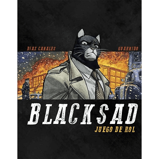 Blacksad - Juego de Rol