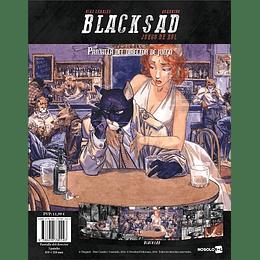 Blacksad - Pantalla del DJ