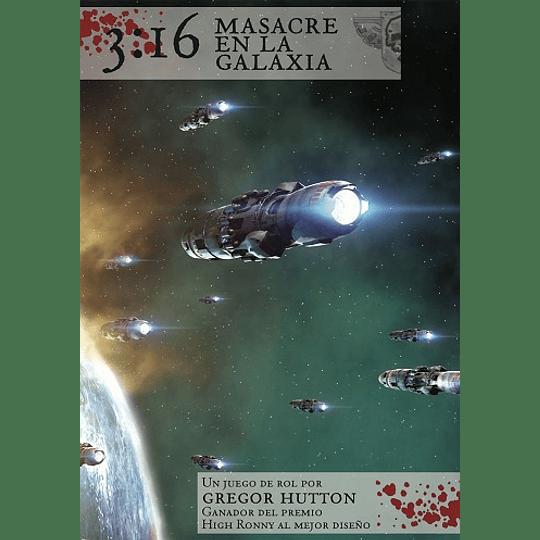 3:16 Masacre en la Galaxia (ConBarba)(Español)