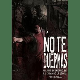 No Te Duermas (ConBarba)(Español)
