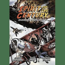 Spirit of the Century (ConBarba)(Español)
