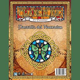 Changeling: El Ensueño 20 Aniversario - Pantalla del Narrador