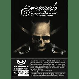 Envenenado + Fantasmas sesinos (ConBarba)(Español)
