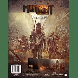 Mutant: Year Zero - Pantalla del DJ