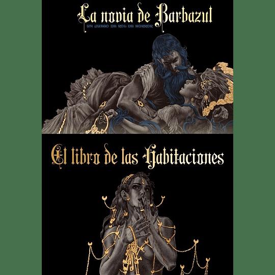 Pack La Novia de Barbazul (ConBarba)(Español)