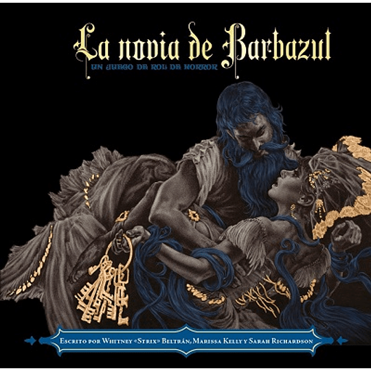 La Novia de Barbazul (ConBarba)(Español)