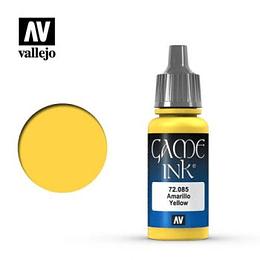 Game Ink: Amarillo - Yellow