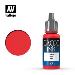 Game Ink: Rojo - Red