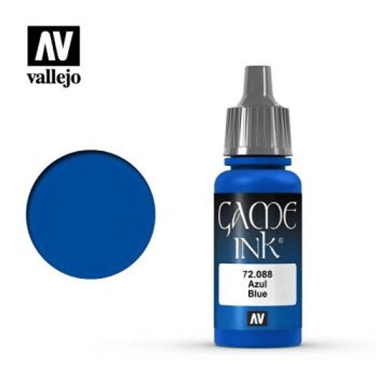 Game Ink: Azul - Blue