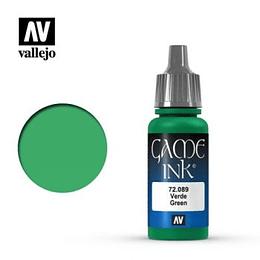 Game Ink: Verde - Green