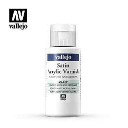 Barniz Acrílico Satinado - Satin Acrylic Varnish (60 ml)