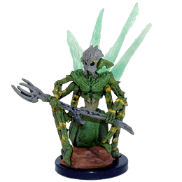 Icons of the Realms - Kraul Death Priest