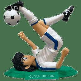 Figura Super Campeones N°01 Chilena de Oliver Hutton