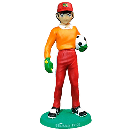 Figura Super Campeones N°06 Benji Price