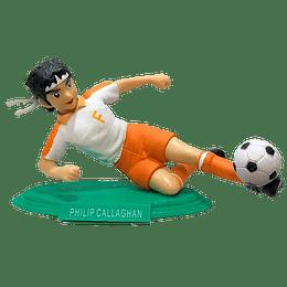 Figura Super Campeones N°07 El Tiro del Aguila de Philip Callaghan