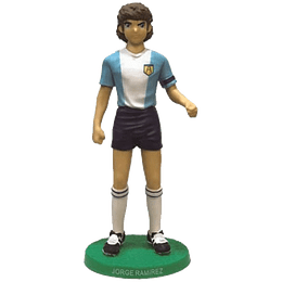 Figura Super Campeones N°22: Jorge Ramirez