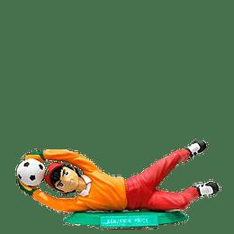 Figura Super Campeones N°04 La Atajada Especial de Benji