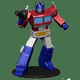 Transformers: Optimus Prime - Deep Cuts Unpainted Minis (Para pintar)