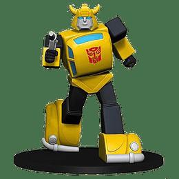 Transformers: Bumblebee - Deep Cuts Unpainted Minis (Para pintar)