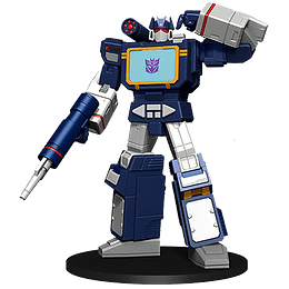 Transformers: Soundwave - Deep Cuts Unpainted Minis (Para pintar)