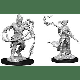 MTG Minis: Wave 13 - Stoneforge Mystic & Kor Hookmaster