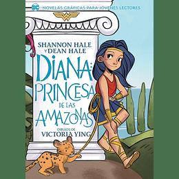 Jóvenes Lectores - Diana: Princesa de las Amazonas